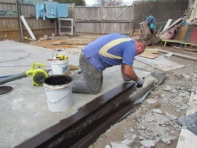 Retaining Wall Waterproofing Diy Water Proofing