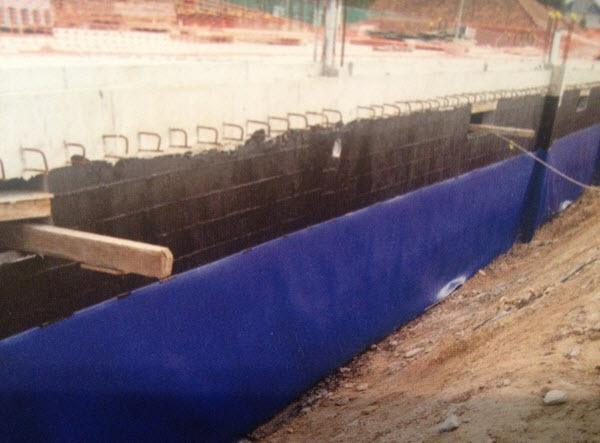 retaining-wall-waterproofing-Melbourne